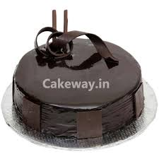Online Eggless Chocolate Cake Home Delivery In Vijayawada Send