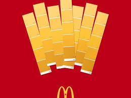 mcdonald s print advert by cossette breakfast ads of the world  mcdonald 039 s print ad fries mcdonald s fries