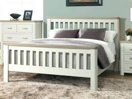 painted beds oak and size options bed frame wood frames reclaimed wooden handmade bed frame painted