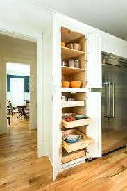 diy pull out pantry shelves plans kitchen