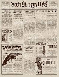 victorian newspaper template top 10 vintage victorian style newspaper design template vector file