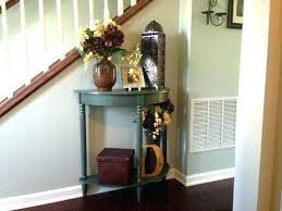 entry table decoration ideas accent table decorations centerpiece for small table top small entry table with