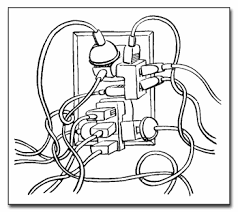 simply hydroponics electrical safety note a 220 volt circuit is a three wire circuit two hotwires and a shared neutral white wire so that there would be 27 amps on each hot wire for a