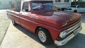 1965 CHEVROLET C10 TRUCK 350/350 LONG BED PUMPED UP (65 CHEVY C10 ...