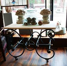 French Pastry Table Lovely Antiques French Country Decorating
