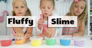 how to make fluffy slime without borax