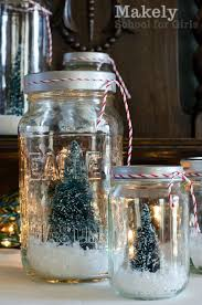 Decorating Ideas For Glass Jars Don't Throw Out That Glass Jar Before You See These Christmas 24