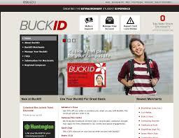 ohio State Id University Buck Buckeyelink Id