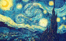 Starry Night Van Gogh Hd ...