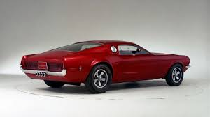 1966 Ford Mustang Mach 1 Concept Photos - R&T Classic Concept ...