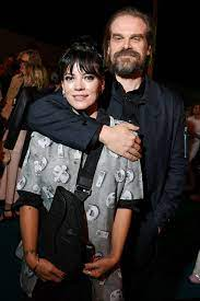 David Harbour Says Wife Lily Allen Has ...