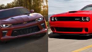 2016 Chevy Camaro vs. Dodge Charger SRT Hellcat: Release Date ...
