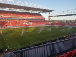 Bmo Field Detailed Seating Chart Bmo Field Section 227 Rateyourseats Com