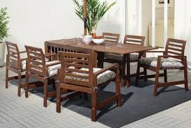 Outdoor Dining Room Table