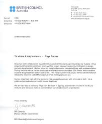 help with a recommendation letter