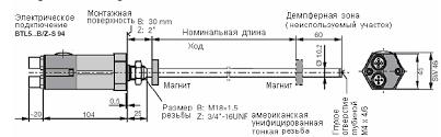 Описание технологического процесса Отчет по производственной   но который может быть введён магнитом Электрическое соединение между датчиком контроллером задающим устройством и подачей питания осуществляется через