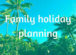 Famliy Holiday Family Holiday Planning Posts Inspiration Is Here