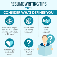 40 Resume Writing Tips For 40 Extraordinary Tips For Writing A Resume