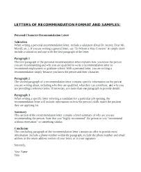 Example Of Recommendation Letter Stunning Generic Reference Letter Template Tairbarkayco