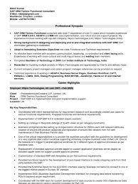 Lovely Sap Abap Resume Ideas Example Resume Ideas Alingari Com