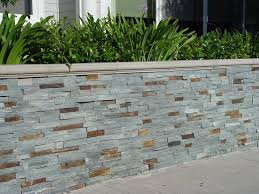 veneer retaining walls landscaping