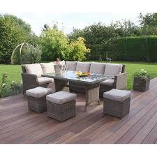image corner dining set. Image Is Loading Winchester-Kingston-Corner-Dining-Set-Maze-Rattan-Garden- Corner Dining Set