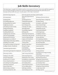 List Of Job Skills For Resumes Examples Of Resume Professional Summaries Fliphtml5