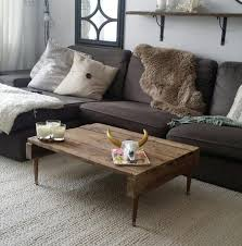 Coffee Table Heavenly Diy Pallet Coffee Table I Made Using Pallet Coffee Table With Hairpin Legs