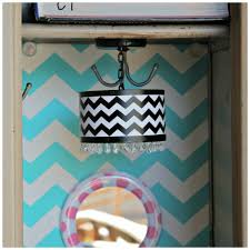 modern chevron lamp for your locker super adorable magnetic llz by lockerlookz