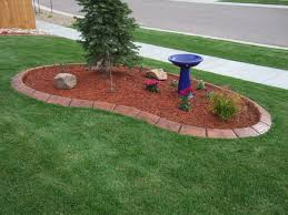 Cheap Landscape Edging Color And Stamped Concrete Edging Concrete Flower Bed Border