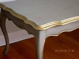 Coffee Table Painting Chalk Painted Coffee Table Upwithfurniture