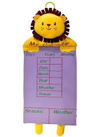 Amazon Com Yoovi Kids Learning Daily Calendar Weather