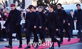 Gaon Chart Kpop Awards 2015 Dont Miss Kpop Stars Photo Walls At 5th Gaon Awards Kpopmap