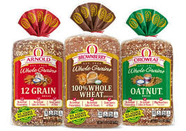 grupo has changed the formulations for its arnold oroweat and brownberry breads to remove artificial