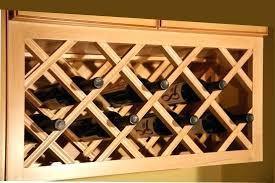 Wine Racks Diamond Wine Rack Plans Simple Design Wine Rack Plans