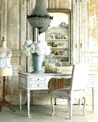 chic office design. Industrial Chic Office Decor Shabby Chair Magnificent Desk Images White . Design R