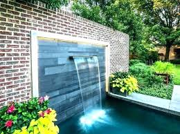 wall fountains for outdoor wall fountains outdoor wall fountains modern pool house pools outdoor wall