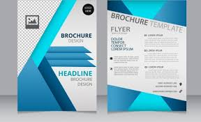 Booklet Template Free Download Adorable Brochure Free Vector Download 4848 Free Vector For Commercial Use