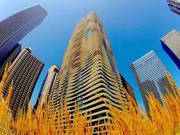 Картинки по запросу Хмарочос Аква в Чикаго
