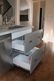 Kitchen Cabinet Drawers Slides Kitchen Drawers For Kitchen Cabinets With Pull Out Cabinet