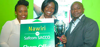 Image result for Safaricom Sacco Ltd