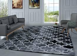 moroccan pattern rug modern trellis