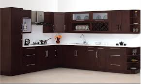 Kitchen Cabinet Espresso Color Espresso Cabinets Kitchen Long Kitchen With Espresso Cabinets
