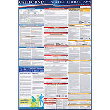 California Meal Break Law Chart New State Leave Laws Chart