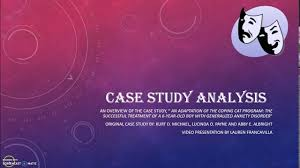 Neal Houston  PhD  IS YOUR ANXIETY BECOMING A BEHAVIORAL                   Abnormal Psychology Case Study A joint diagnosis of Generalised ResearchGate