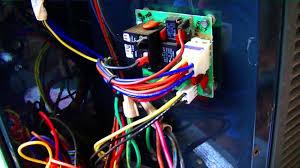 hvac service trane xr12 defrost failure youtube Trane Xr13 Wiring Schematic hvac service trane xr12 defrost failure trane xr13 wiring schematic