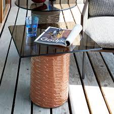 hishi side table italian designer