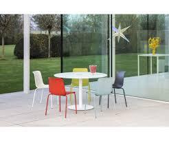 Esstisch Rund Glas Tisch Glasplatte Rund Tisch Verchromt Oder
