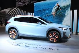 2018 subaru electric.  electric subaru xv concept 2016 geneva motor show and 2018 subaru electric u