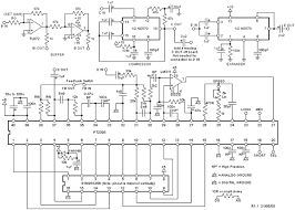 noise synth the schematic of the core of the delay development noise synth the schematic of the core of the delay development board